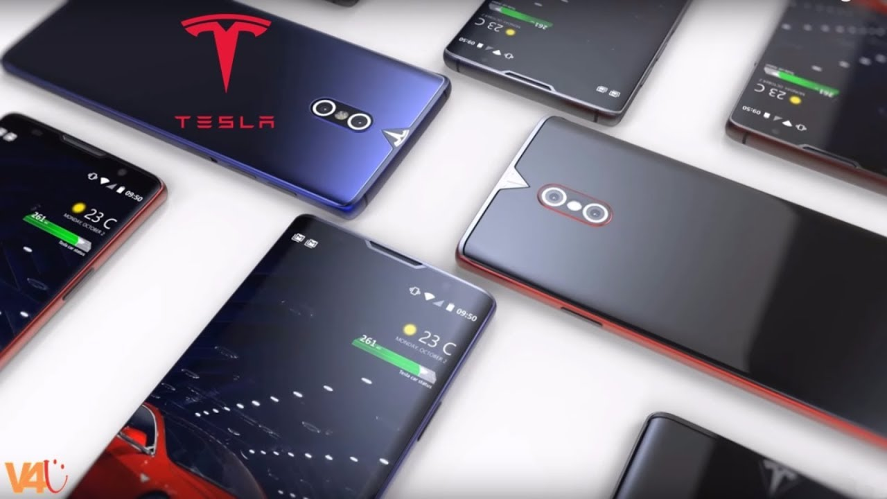 Tesla Phone 2018 Concept Introduction With Specifications Price Camera Features Youtube