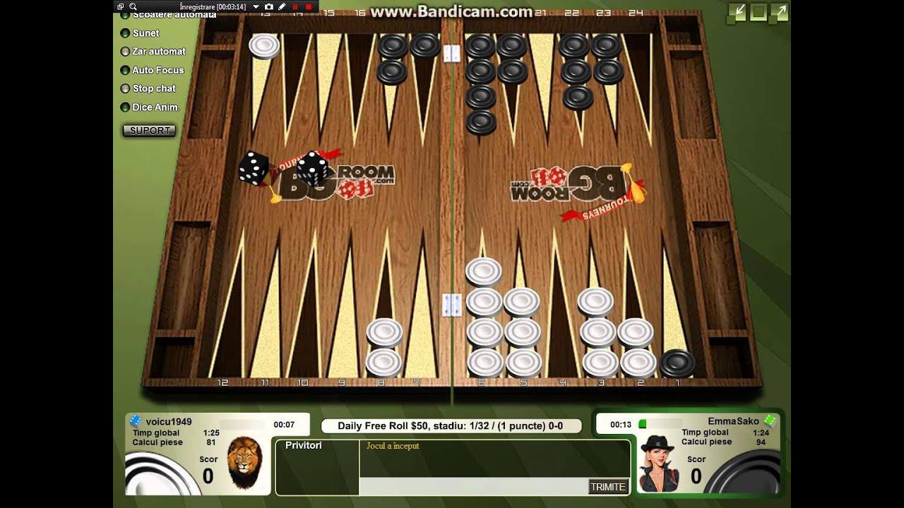 Backgammon Tournaments For Money