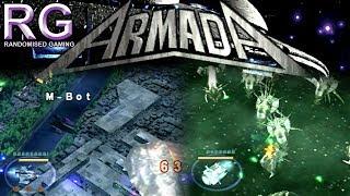 Armada - Sega Dreamcast - Extensive Gameplay [1080p]