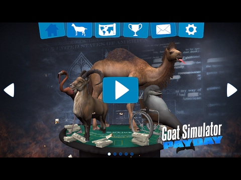 Payday 2: goat simulator heist overkill software.