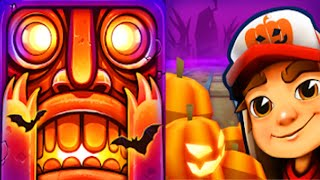 Temple Run 2 Vs Subway Surfers Halloween 2020