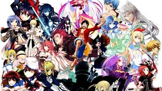 Anime Mix「AMV」• MEP Pack - Volume 10 ♫♪