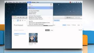 How to hide and unhide purchases on iTunes® Store