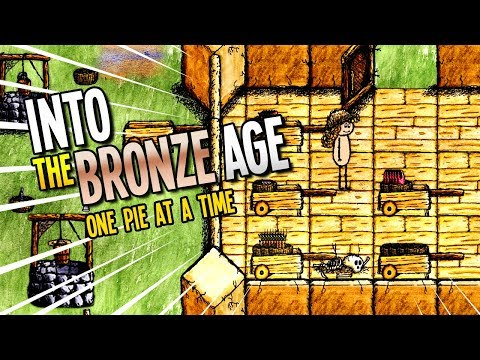 One Hour One Life: MOST ADVANCED VILLAGE GOES INTO THE BRONZE AGE - One Hour One Life Gameplay