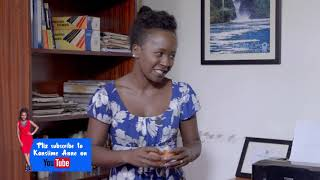 Kansiime's Cv this Monday. Kansiime Anne. African Comedy