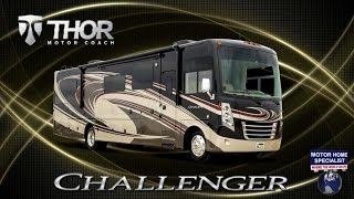 #1 Thor Challenger Rv Dealer 37nd Review At Motor Home Specialist - 2015