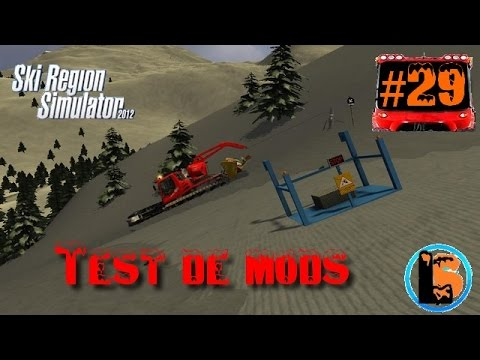 ski r gion simulator 2012 test de mods 29 le winchwarnrack youtube. Black Bedroom Furniture Sets. Home Design Ideas