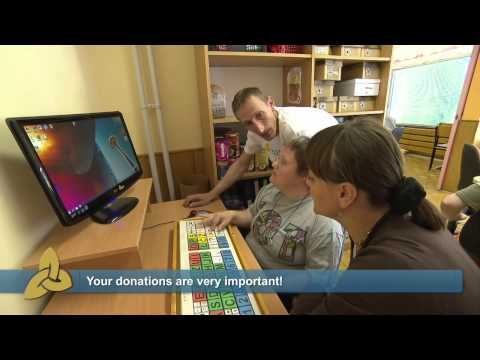 Supporting people with disabilities - Slovenia - Lyoness Child & Family Foundation