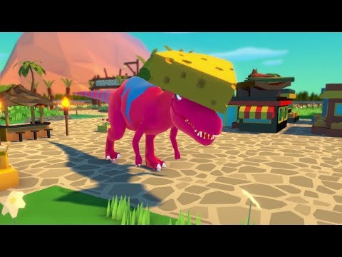 Parkasaurus - Official Date Announcement Trailer