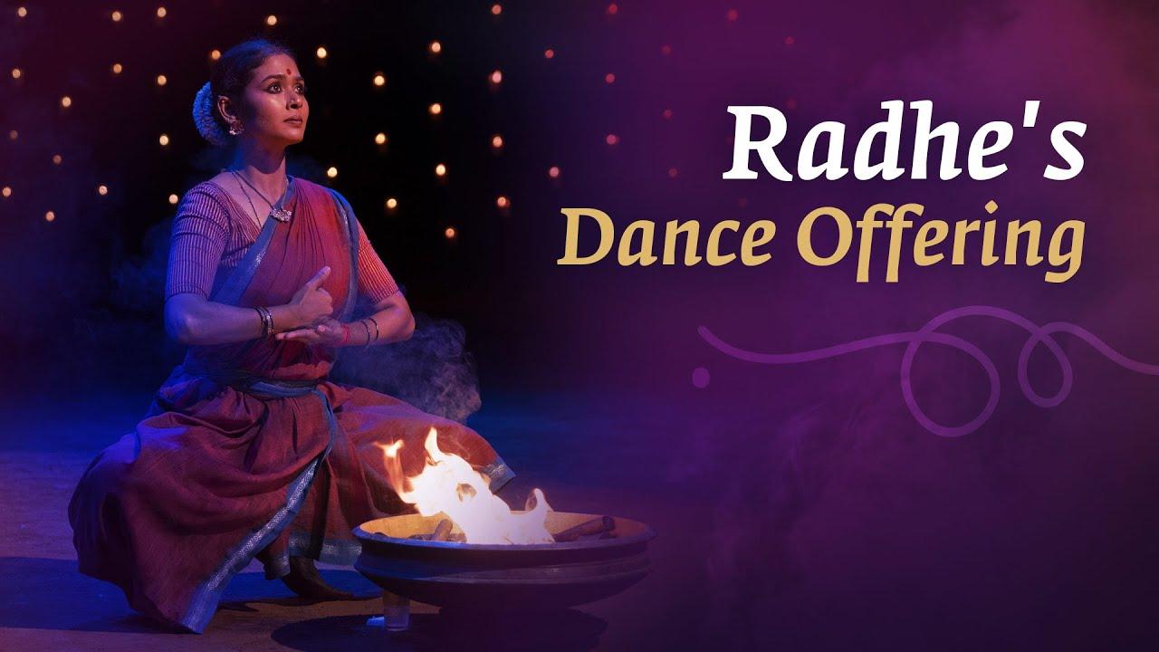 Radhe's Dance Offering for Sadhguru's Enlightenment Day