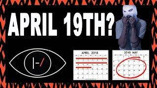 Hiatus Ending April/May 2018! - New Twenty One Pilots 2018 Album Theory!