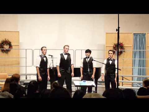 A Whole New World - Montgomery High School Quartet
