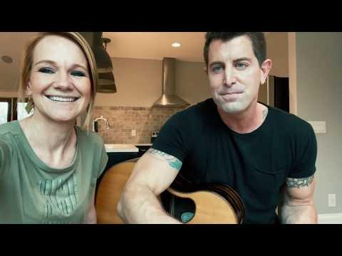 Смотреть клип Jeremy & Adie Camp - Whatever May Come