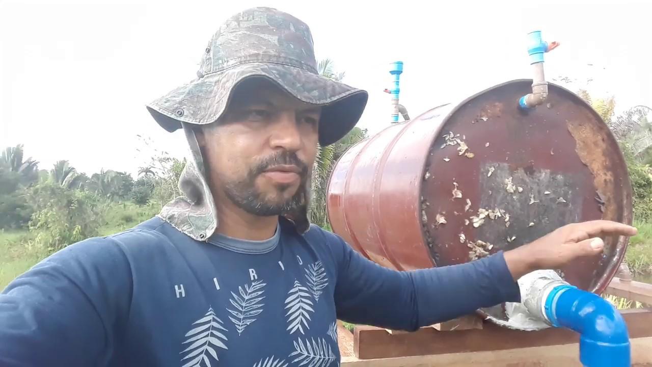 Sistema De Puxar Agua Sem Uso De Energia Youtube