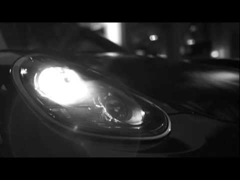 Power of Attraction The new Cayman S Black Edition[ 720p HD]