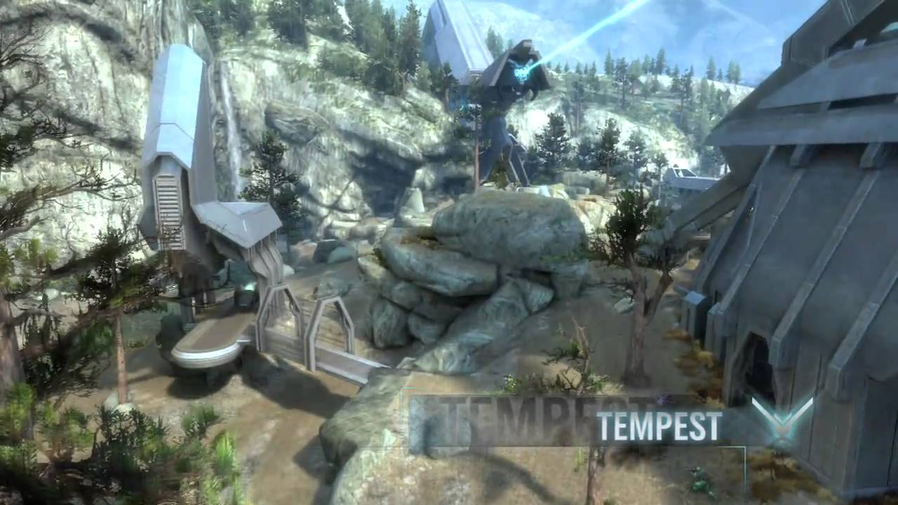 Halo Reach DLC - Noble Map Pack