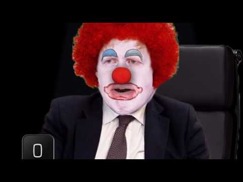 Boris Johnson's car crash interview with BBC Radio 4's Eddie Mair - Exclusive footage