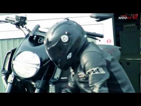 Ducati Diavel 2011 am Flugfeld - 1000PS TV