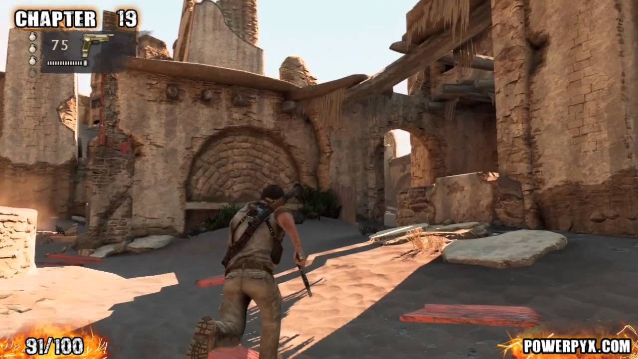 uncharted 3 ps4 trophy guide