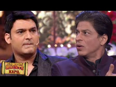 Shahrukh Khan s ANGRY on Kapil Sharma | Comedy Nights With Kapil ...