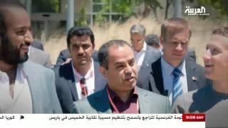 اهتمام شبابي بزيارة الأمير محمد بن سلمان لفيسبوك
