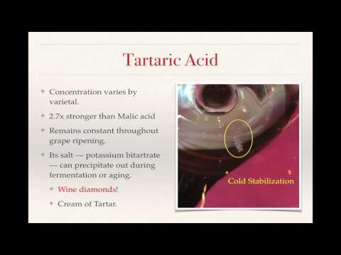wine article Winecast Acid and Wine