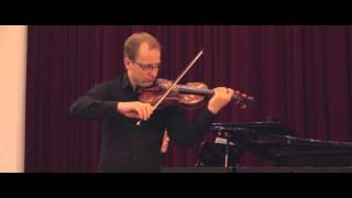 A  Bazzini La ronde des Lutins, Scherzo fantastique, op 25