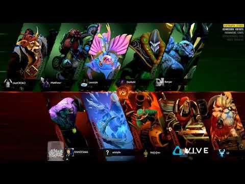 [Thai] The Summit 8 Day 1 - Virtus Pro vs Sacred - Game 3