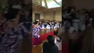 Rex Atirai with a Special composition for the Bride & Groom ft Te Mana O Porinetia Dancing