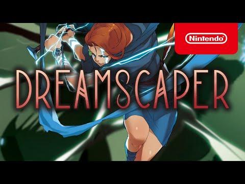 Dreamscaper - Launch Trailer - Nintendo Switch