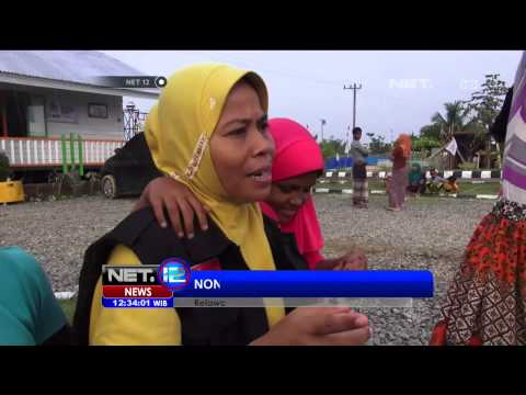 Kehidupan Anak Anak Pengungsi Rohingya di Aceh - NET12