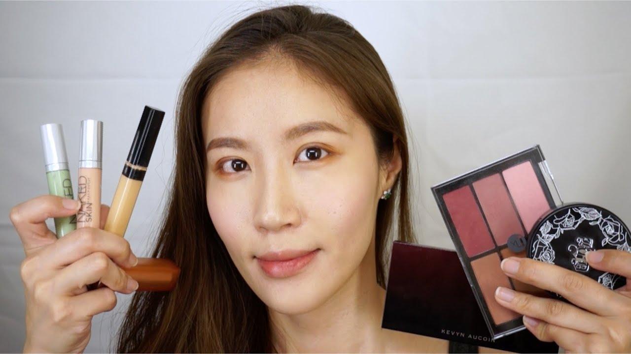 Celeste Wu 大沛   從起床到出門上班的妝容! - YouTube