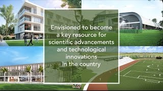 New developments are taking shape at DLSU Science and Technology Complex!