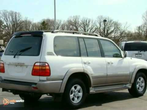 2000 Toyota Land Cruiser #63499X in St Paul Minneapolis, - SOLD
