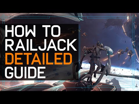 Railjack: Detailed Guide To Flight :Warframe