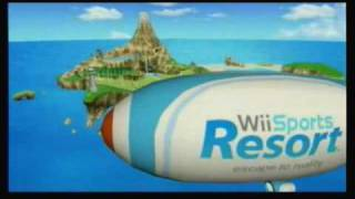 Wii Sports Resort - Commercial