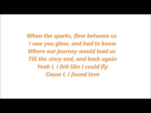 Owl City - I Found Love Lyrics