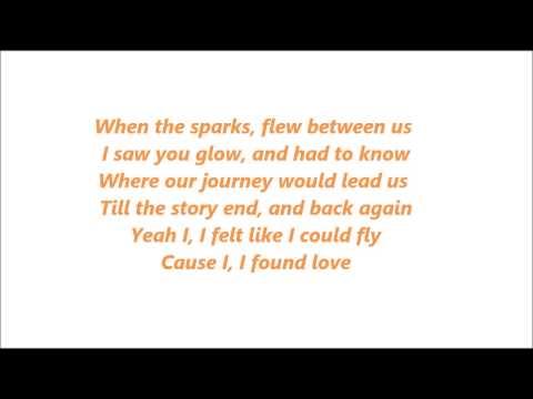 Owl City - I Found Love Lyrics