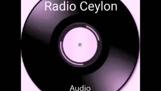Radio Ceylon  290520  Film Sangeet  (SadaBahar Gaane)