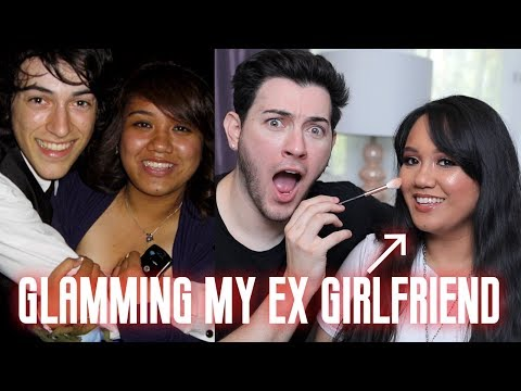 I GIVE MY ACTUAL EX GIRLFRIEND A MAKEOVER