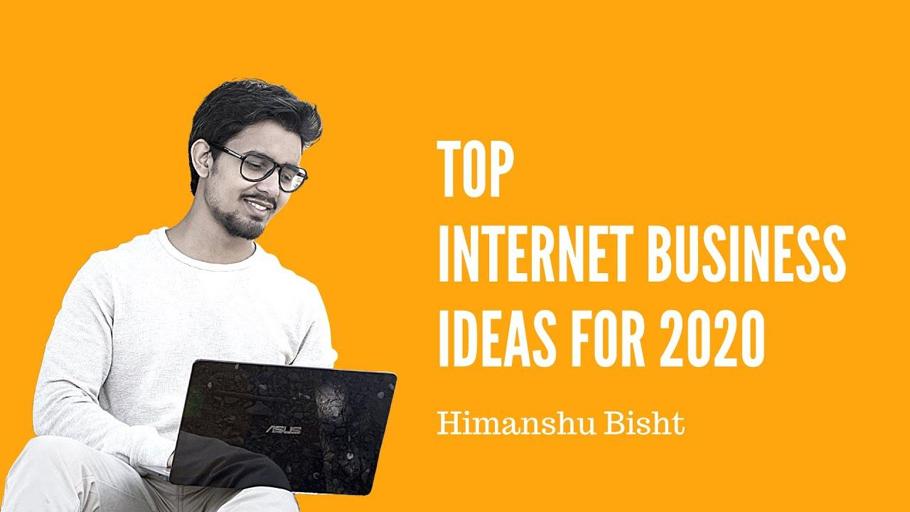 Internet Business Ideas 2020.Best Online Business Ideas For 2020 And Beyond Make Money Online