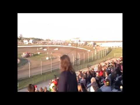 Eagle Raceway Sport Compact Heat 1 on 4-22-17