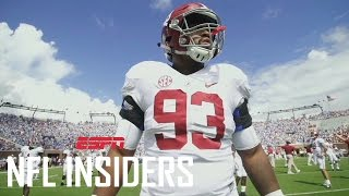 Jonathan Allen: Staying At Alabama Was A Win-Win | NFL Insiders | ESPN