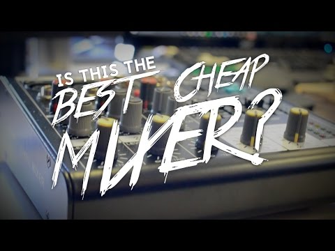 BEST MIXER FOR YOUTUBE AND STREAMING?