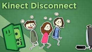 Kinect Disconnect - How NOT to Do Motion Control - Extra Credits