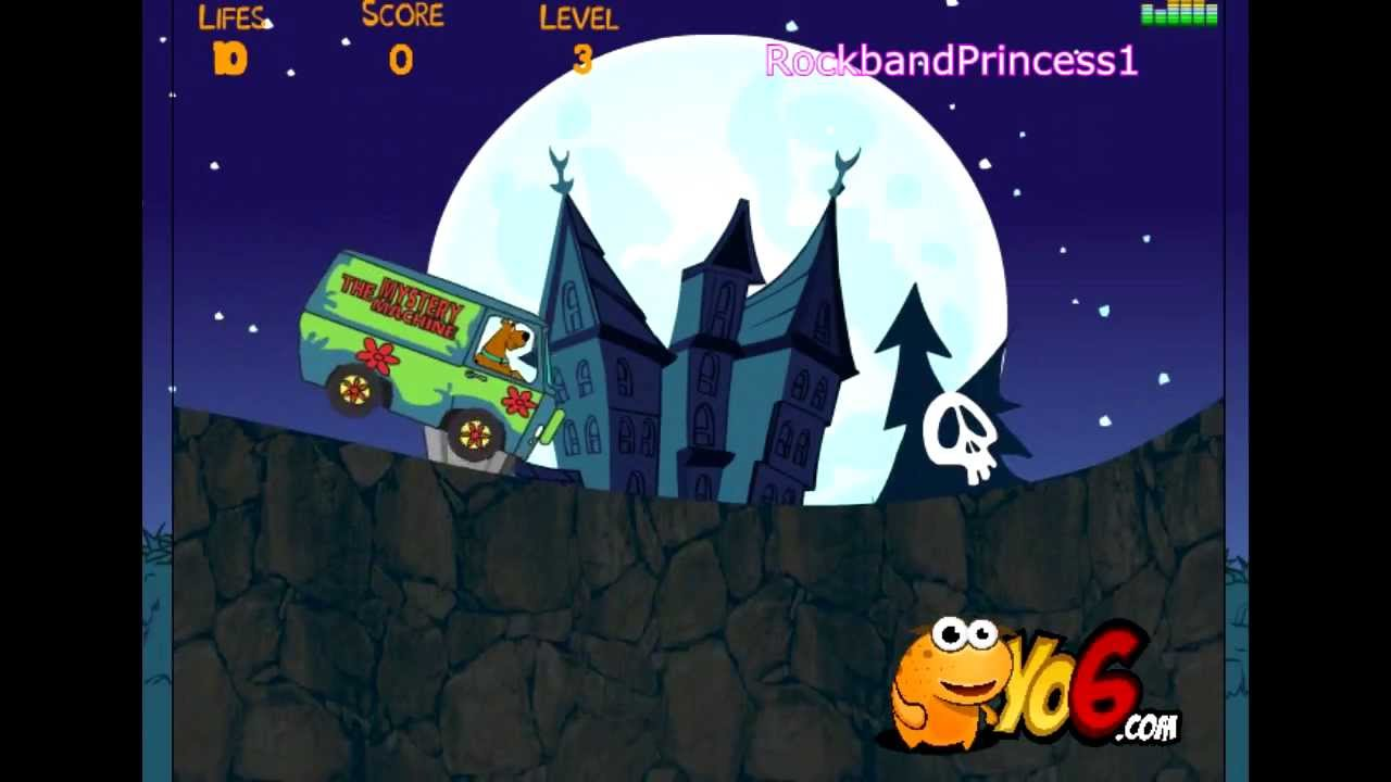 scooby doo games to play , free online games @ gamezhero.com