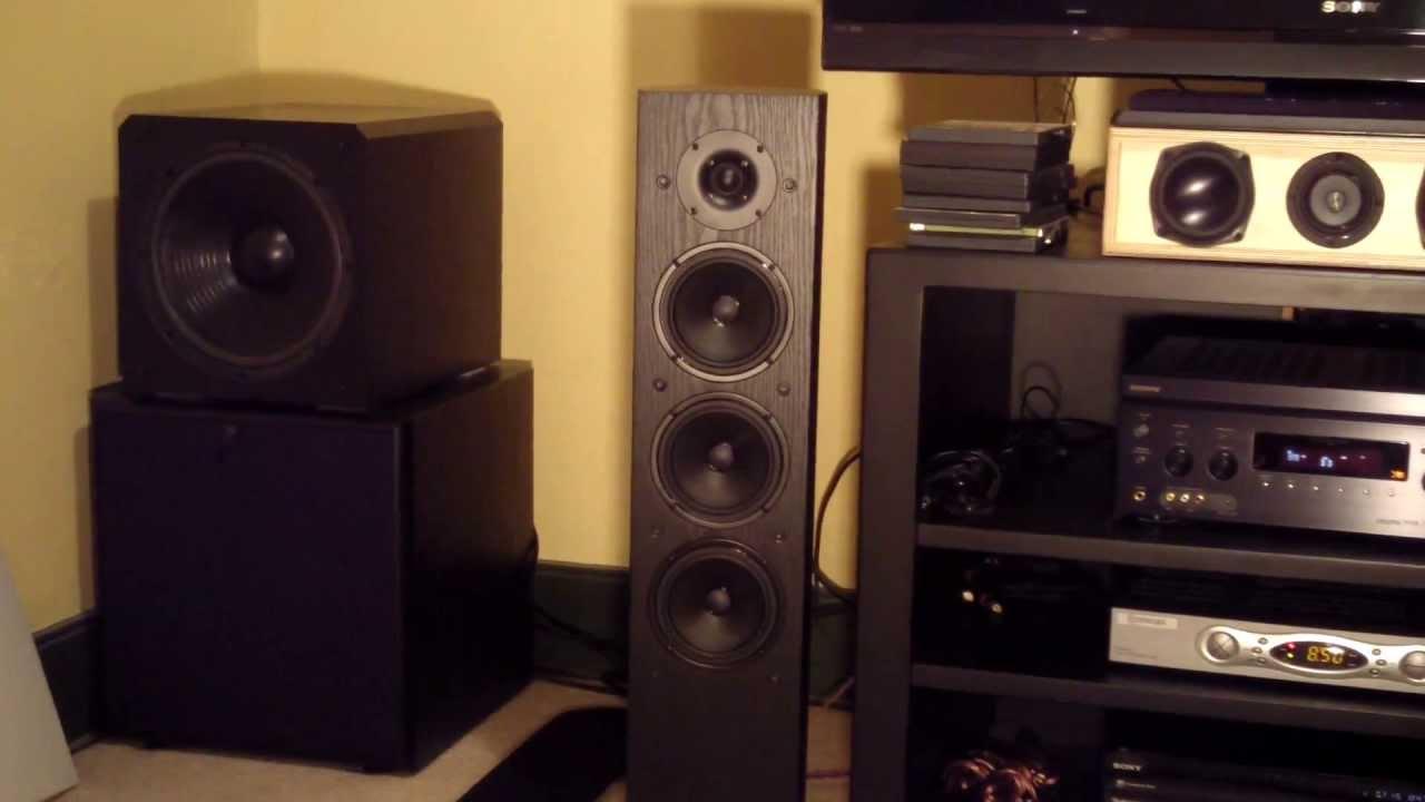 pioneer floor speakers. pioneer sp-fs52 floor speakers (andrew jones design) demo 9 hq stereo - youtube pioneer
