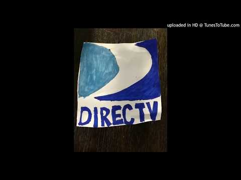 My drawing of the old DirecTV logo