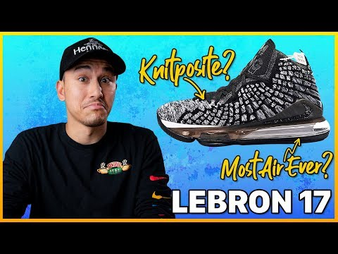 does-the-nike-lebron-17-feature-new-technology?