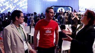Toyota e-Pallette, Hyundai NEXO, Kia Niro EV - CES 2018 Media Day 2 Feat Alex From E for Electric
